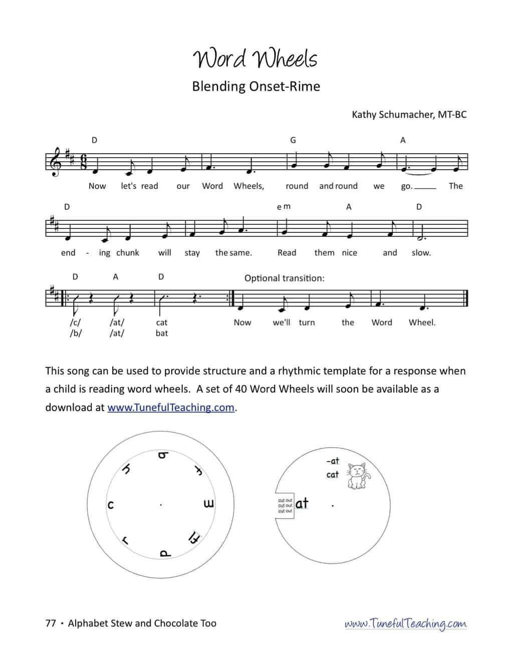 Alphabet Stew And Chocolate Too Literacy Through Music